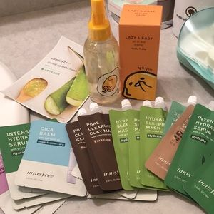 Korean Skincare Bundle